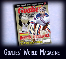 Goalies World Magazine