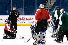 Tampa Goalie School